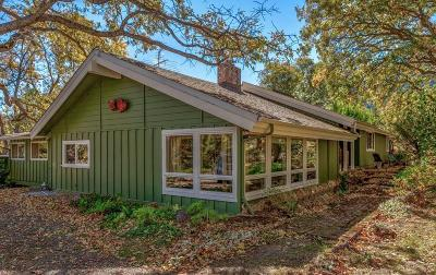 Ashland Single Family Home For Sale: 1140 S Old Hwy 99
