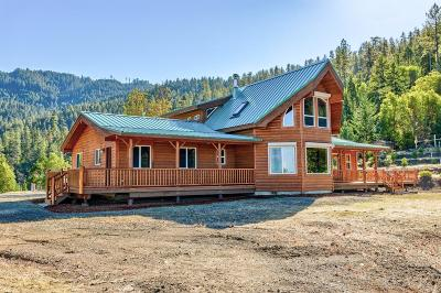 Cave Junction Single Family Home For Sale: 1555 Page Creek Road