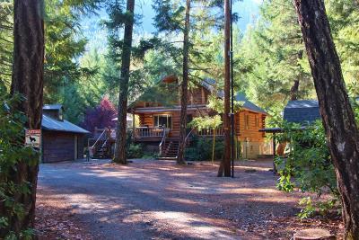Josephine County Single Family Home For Sale: 8833 Deer Creek Road