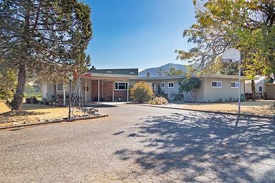 Grants Pass Single Family Home For Sale: 505 Aurora Avenue
