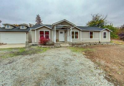 Central Point Single Family Home For Sale: 9463 Blackwell Road