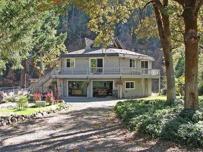 Williams Single Family Home For Sale: 1211 Upper Powell Creek Road