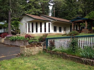 Merlin, Sunny Valley, Wimer, Rogue River, Wilderville, Grants Pass Multi Family Home For Sale: 105 Ingalls Lane