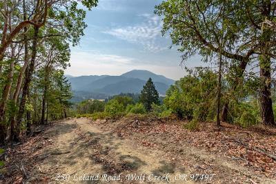 Josephine County Residential Lots & Land For Sale: 250 Leland Road