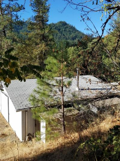 Jackson County, Josephine County Single Family Home For Sale: 2585 E Evans Creek Road