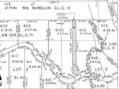 Cave Junction Residential Lots & Land For Sale: 1300 Mcmullen Creek Road