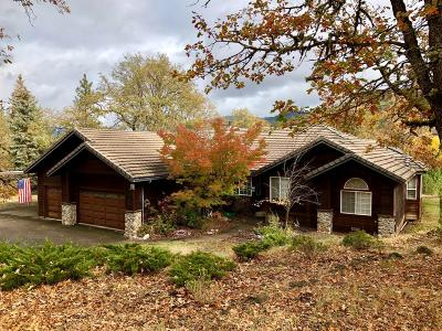 Jackson County, Josephine County Single Family Home For Sale: 360 Rene Drive