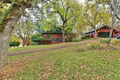Jackson County, Josephine County Single Family Home For Sale: 6389 Pioneer Road