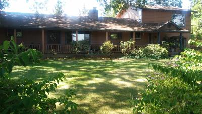 Grants Pass Single Family Home For Sale: 1350 Boundary Road