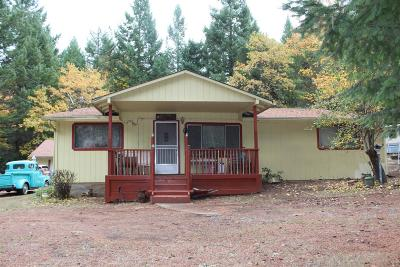 Jackson County, Josephine County Single Family Home For Sale: 36993 Redwood Highway Highway