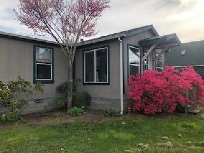 Grants Pass Single Family Home For Sale: 3628 Helms Road