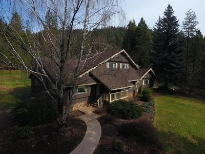 Jackson County, Josephine County Single Family Home For Sale: 36505 Ditch Creek Road