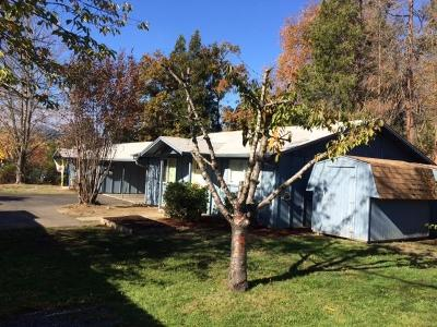 Merlin, Sunny Valley, Wimer, Rogue River, Wilderville, Grants Pass Multi Family Home For Sale: 1315 NE 9th Street
