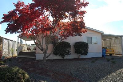Grants Pass Mobile Home For Sale: 119 Red Oak Lane Lane