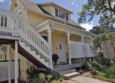 Ashland Single Family Home For Sale: 172 Skidmore Street