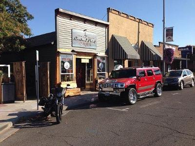 Jackson County, Josephine County Commercial For Sale: 117 E Pine Street