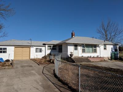 Central Point Single Family Home For Sale: 1154 Gibbon Road