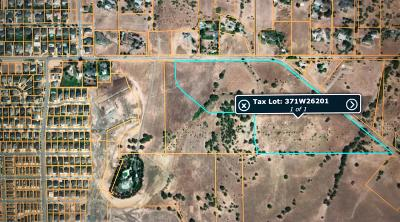 Jackson County, Josephine County Residential Lots & Land For Sale: 4900 Cherry Lane