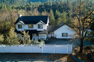 Grants Pass Single Family Home For Sale: 1673 Fish Hatchery Road