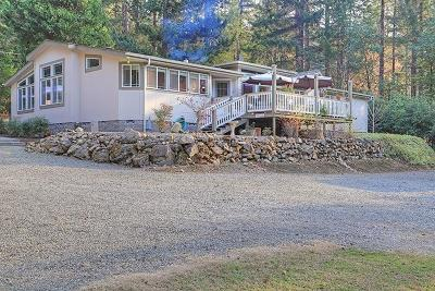 Grants Pass Single Family Home For Sale: 783 Savage Creek Road