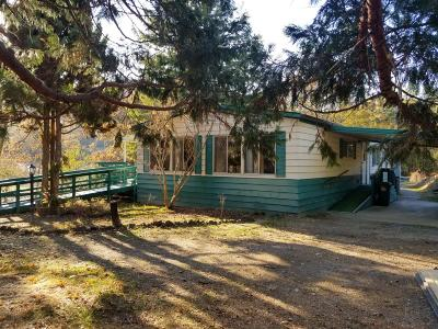 Grants Pass OR Single Family Home For Sale: $188,000