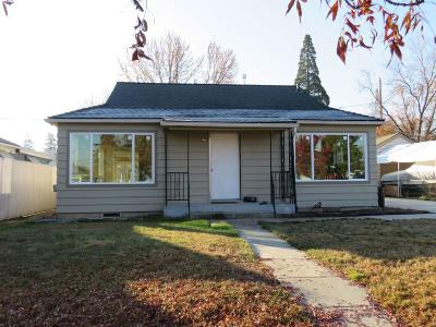 Medford OR Single Family Home For Sale: $200,000