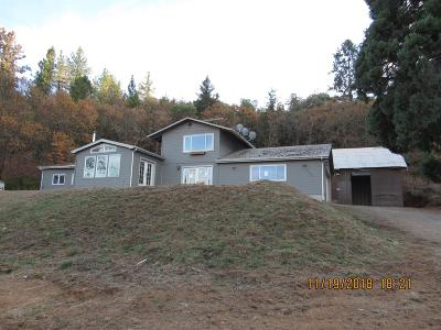 Medford Single Family Home For Sale: 6733 Pioneer Road