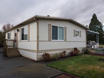 Grants Pass OR Mobile Home For Sale: $42,500