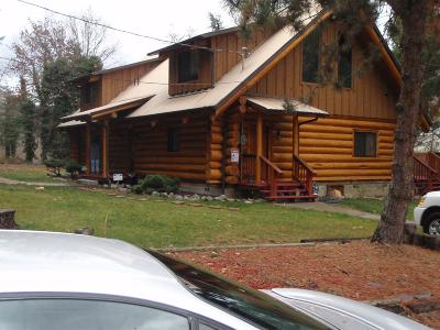 Jackson County, Josephine County Single Family Home For Sale: 1300 W Evans Creek Road