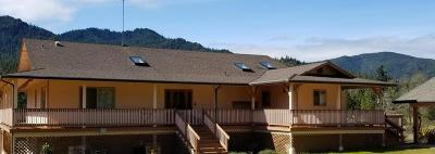 Rogue River Single Family Home For Sale: 5532 Pleasant Creek Road