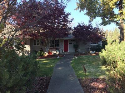 Grants Pass Single Family Home For Sale: 180 Verna Lane