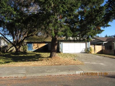 Grants Pass OR Single Family Home For Sale: $175,000