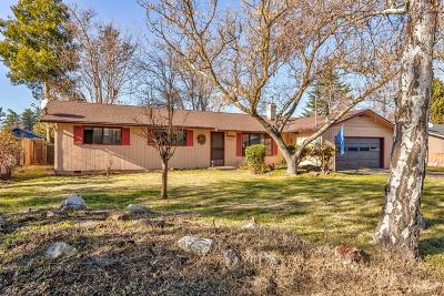 Central Point Single Family Home For Sale: 3469 Bursell Road