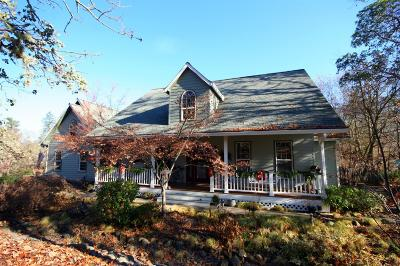 Grants Pass Single Family Home For Sale: 299 Wildrose Lane