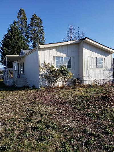 Grants Pass OR Mobile Home For Sale: $55,500