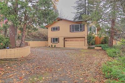 Grants Pass Single Family Home For Sale: 1417 NE Talbott Drive