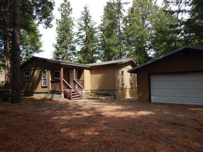 Ashland Single Family Home For Sale: 11291 Mt Ashland Ski Road