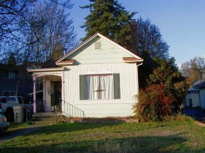 Grants Pass Single Family Home For Sale: 314 NE B Street