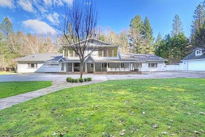 Grants Pass Single Family Home For Sale: 1450 Marcy Loop Road