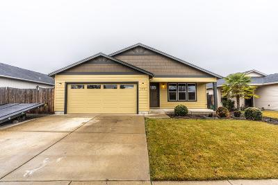 Medford Single Family Home For Sale: 1410 Clearsprings Drive