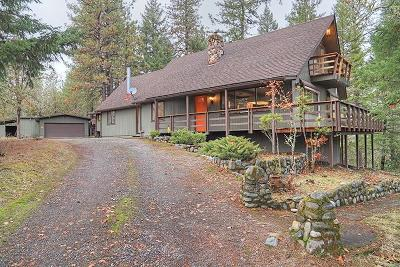 Grants Pass Single Family Home For Sale: 564 Robertson Bridge Road
