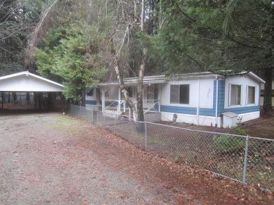 Cave Junction OR Single Family Home For Sale: $65,000