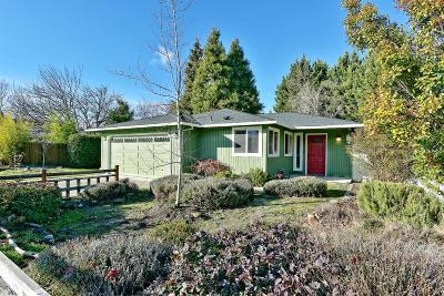 Talent Single Family Home For Sale: 180 School House Road