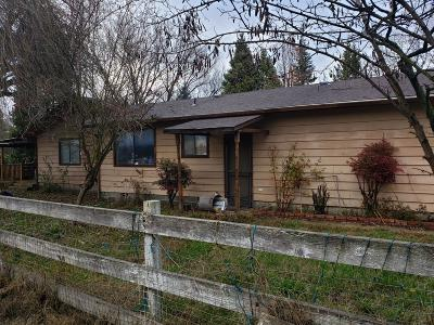 Grants Pass Single Family Home For Sale: 4006 Midway Avenue