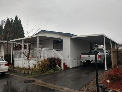 Medford Mobile Home For Sale: 3555 S Pacific Highway #170