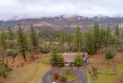 Eagle Point Single Family Home For Sale: 7950 Lost Creek Road