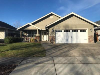 Grants Pass Single Family Home For Sale: 1172 SW Sturgeon Court