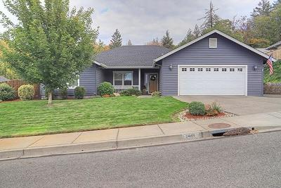 Grants Pass Single Family Home For Sale: 2449 Coach Drive