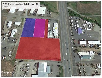 Jackson County, Josephine County Commercial For Sale: 4 Justice Road
