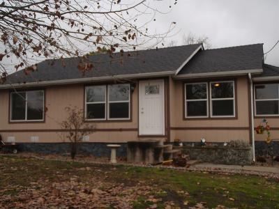 Grants Pass Single Family Home For Sale: 131 Meadow Lane